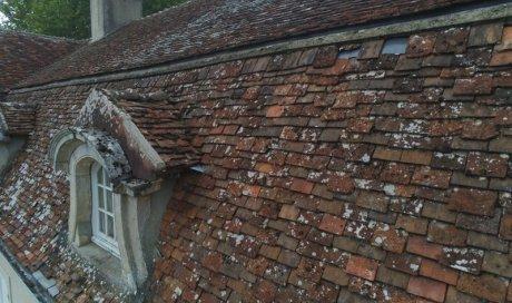 Assistance à l'expertise avant travaux sur toiture Dijon