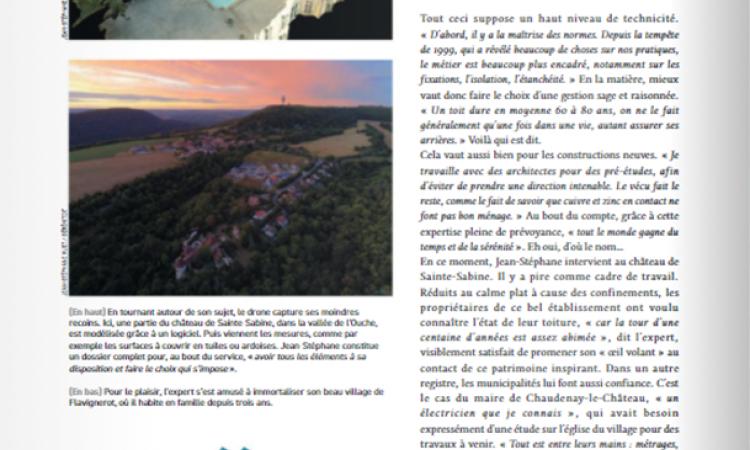 Article de presse sur Sérénitoit page 2