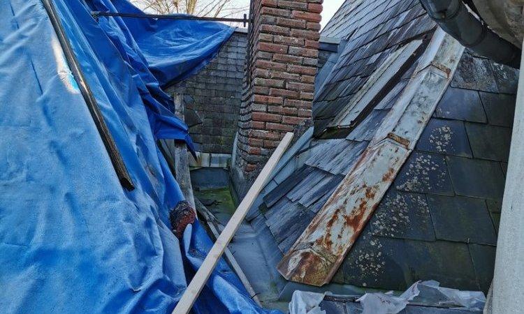 Sérénitoit Réparation de toiture à effectuer Dijon